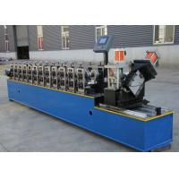 PortableCold Light Keel Roll Forming Machine , Drywall Metal Stud And Track Roll Forming Machine