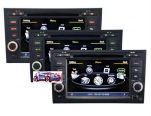 China 二重地帯のラジオ3G BT TV車のDVDプレイヤーが付いているCE6.0車のマルチメディアのナビゲーション・システムをひるんで下さい on sale