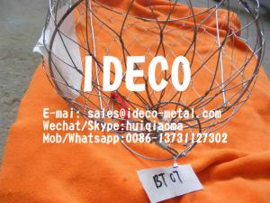 China Stainless Steel Wire Rope Mesh Baskets, Drop Safe Nets,Cable Safe Nets, X-TEND MESH CAGES on sale