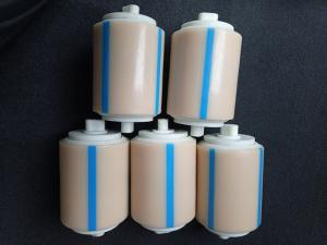 China Resistant Corrosive and Dustproof fertilizer Plant Nylon Conveyor Rollers Contact Conveyor Belts on sale