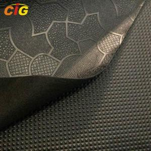 China Anti Slip PVC Floor Covering Sheet With Nonwoven Backing Eco Friendly on sale