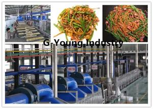 China Frying Noodle Automatic Noodle Making Machine Fried Instant Noodles Processing on sale
