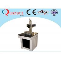 Laser Marking Medical Devices 30W , Air Cooled Laser Marking Machine For Metal