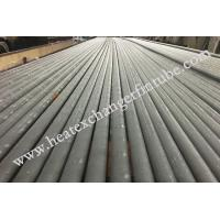 China 13FPI OD1 Aluminum Finned Tubes For Heat Exchangers Units on sale