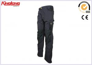 China Safety mens work pants , 6xl 260gsm work cargo pants FOR workshop on sale