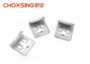 China Chrome Plating EK Spring Clip Five Holes Preventing Squeeking Sounds CL-13 on sale
