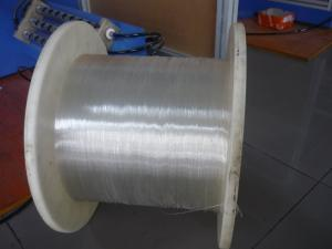 China PMMA, PC, PS Plastic Optical Fiber Making Machine / Fiber Extrusion Equipment on sale