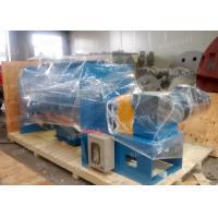 Plough Type Powder Ploughshear Mixer For Cement Plants / Fly Ash Plant