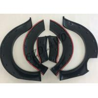 Durable Wheel Arch Flares With Logo Printed , Abs Navara Np300 Fender Flares