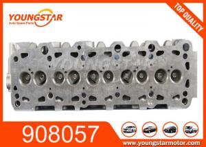 China Aluminium Diesel 4 Cylinder Head / VW Transporter Car Engine Parts 2.4D Displacement on sale