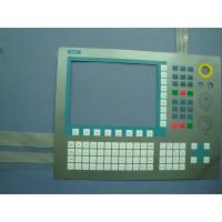 China Embeded Backlit Led Membrane Switch Keypad , Tactile Membrane Panel Switch on sale