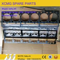 XCMG  Engine cylinder Gasket ,  XC860113003 /XC7E6167+7W7546 , XCMG spare parts  for XCMG wheel loader ZL50G