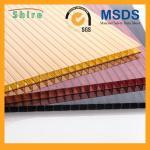 China GPPS / PMMA / PC Plastic Sheet Protective Film Self Adhesive Plastic Film Length 2000m wholesale