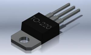 China BUZ41A  Darlington Transistors ST TO-220 repair IC component original in stock on sale