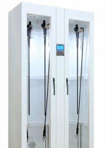 China Single Door Medical Storage Cabinet , Endoscope Drying & Storage Cabinet on sale