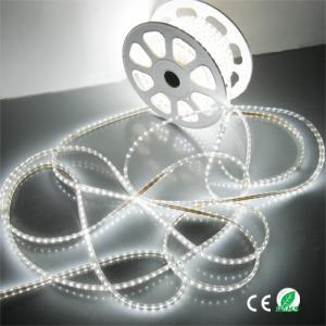China Indoor AC Flexible 5050 SMD LED Strip Lights With High Vibration Resistance on sale