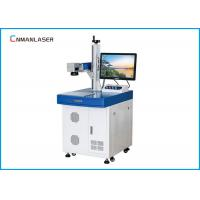 China 20w 550mm Lifting Height Metal Laser Marking Machine For Metal Instrument Hardware Tools on sale