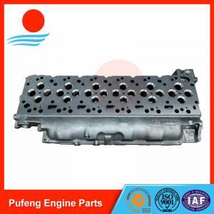 China Excavator Cylinder Head exporter CUMMINS 6CT cylinder head 3936180/C3973493 on sale
