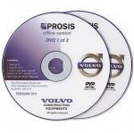 Профессиональный Volvo PROSIS 2009 частей, автомобильное диагностическое програмное обеспечение для кораблей Volvo