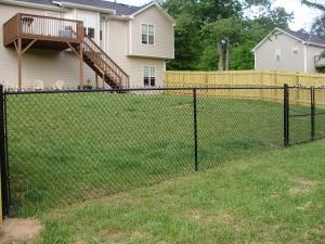 China Chain link fence fabric / Frame work / Gate / Accessories on sale