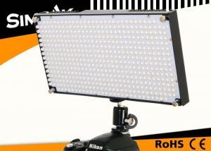 China 3000LM Studio Setup LED Camera Light , 32W High Illumination Micro Video LED Light Panel on sale
