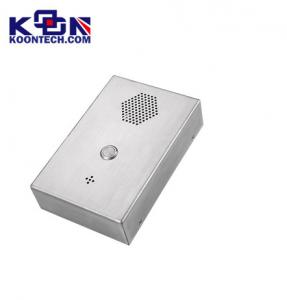 China Elevator Telephone Entry Systems Tamper Proof Waterproof IP55 on sale