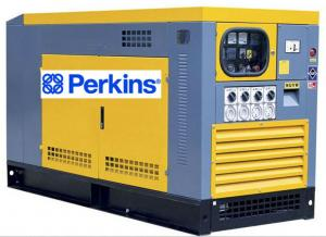 China 3 Phase Diesel Generator Perkins Genset With Stamford Alternator on sale