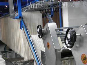 China Quality Assured Commercial Hanging-type Drying Noodle Processing Line Producer on sale