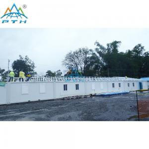 China Modular Prefab Economical Container House/Office In Philippines on sale