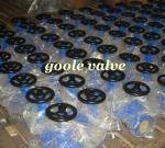 DIN Standard Bellows Sealed Globe Valve