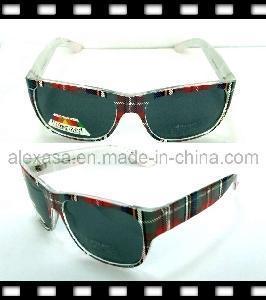 China Plastic Sunglasses, Women Sunglasses (T1030S) on sale