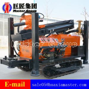 China FY150 Pneumatic Water Well Drilling Machine Wheel Type Drilling Machine on sale