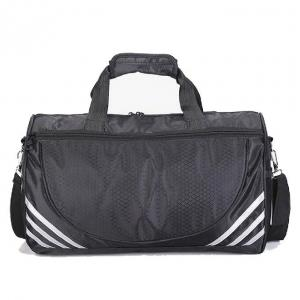 China Soft Microfiber Nylon Sports Bag Customized Colors Suitable For Shoe Storage on sale