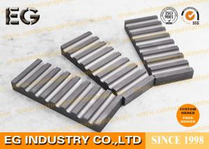 China Copper Graphite Die Mold Custom Special Shaped Dimensions With High Density supplier
