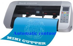 China Automatic Mini Laser Cutting Plotter For Paper / Film , Micro Step Driver and ARM7 CPU on sale