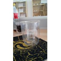 double wall glass cup made in china glass cup for tea