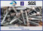 China Stainless Steel Rail Screw Spike 5.6 Grade For Railway Fasteners wholesale