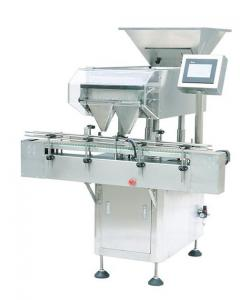 China Single Phase Semi Automatic Capsule Counting Machine / Tablet Counter on sale