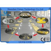 IP66 CE UVIS Under Vehicle Inspection System Portable security surveillance