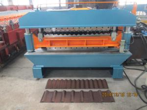 China Mexico Steel Double Layer Roll Forming Machine with European Standard 440V on sale