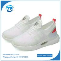 Lace-up Mesh Shoes For Girls EVA Outsole Sports Shoes For Famale