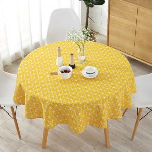 China Simple and generous rural style home dining table cloth restaurant restaurant rectangular picnic checkered tablecloth on sale