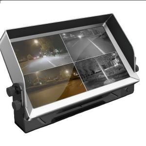 China 10 inch android Truck cctv camera  reversing camera black box dvr with 5 cameras and gps navigation on sale