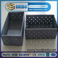 molybdenum boat for mim metal powder injection molding
