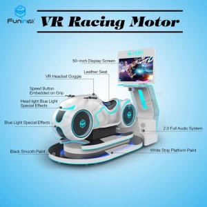 China Shopping Mall 9D VR Simulator Car Driving Racing Vr Simulator Game Machine on sale