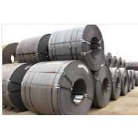 Custom Black Painted Hot Rolled Steel Coils GB , JIS Standard 1.2mm - 20mm  Thickness