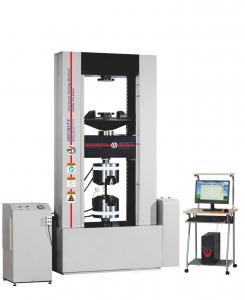 China 600KN Force UTM / Universal Testing Machines Controlled by Computer GB/T228 -2002 on sale