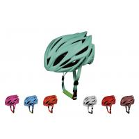 Youth / Adult Bicycle Helmet With Adjustment Rear Lock / Comfortable Pads
