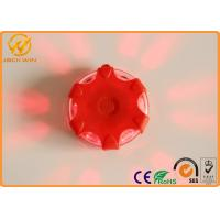 Mini Battery Powered Roadside led emergency road flares Flashing lightweight