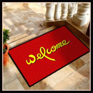 China Customized Business Floor/ Door Entrance Mats Supplier from China supplier